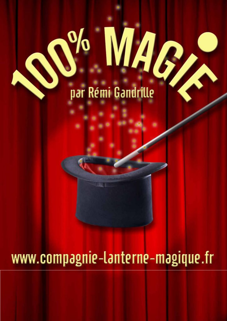 Super Spectacle 100% magie DX29